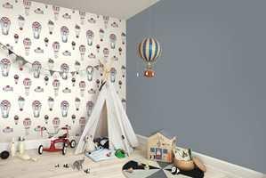 Innred barnerommet i stil med både barnas egne preferanser, og med husets interiør i øvrig.