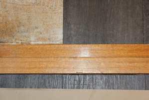 LVT kommer som svært naturtro etterligninger av sten, tre, tekstil, fliser og andre materialer, samt stor bredde i farger og formater.