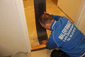 LVT-gulv brukes på kontorer, i sterkt trafikkerte miljøer og butikker, på sykehus og andre steder der det er behov for et gulv som tåler høy slitasje.