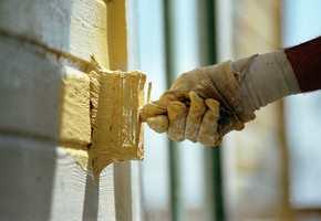 Hvor mye maling som går med avhenger blant annet av overflatens ruhet. Bredde, profiler og ruhet kan medføre 20-30 prosent større eller mindre flate!