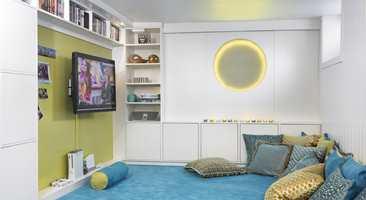 Magnettapet er morsomt på et barnerom, en kjøkkenvegg eller på et allrom.