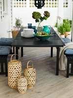 Med maling vil møblene holde seg pene i fler år fremover. Foto: Beckers