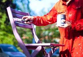 Å male i friske farger er ekstra morsomt!