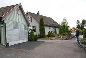 Det er ingen andre grå hus i nærheten, så Randem tenker deres hus vil bli en fin kontrast og bidra til en fin helhet.