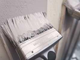 <b>UVITENDE:</b> Mange vet ikke at du kan spare mye tid på å bruke kvalitetspensler og -ruller.