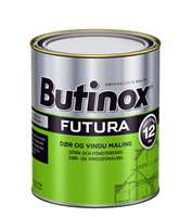 <b>BUTINOX:</b> Butinox Futura Dør/Vindu er anbefalingen fra Butinox.