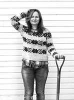- Vi ønsket å produsere nye tapeter som var så lik de originale som mulig, sier Marianne Olssøn.