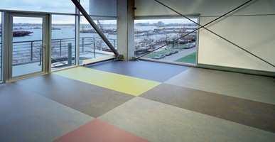 Forbo Flooring verdens ledende leverandør av linoleum.