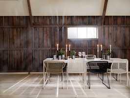 Sølvberg tror mye av valgene vi tar på hytta bunner i tradisjoner - også når vi velger gulv.