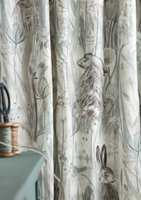 <b>TEKSTILER:</b> Myke tekstiler med motiv fra naturen kan kanskje også bidra til å lokke fram positive naturopplevelser. Tekstilet er fra Sanderson, kolleksjon Embleton Bay som føres av INTAG.