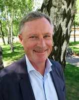 <b>PLAN:</b> Stein Hesstvedt slår et slag for en god vedlikeholdsplan. (Foto: Robert Walmann/ifi.no)