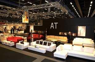Good living starts inside, var mottoet på årets Stockholm Furniture Fair.