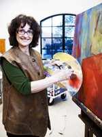 – Gå ut og se. Det gir fin fargetrening, sier fargeprofessor Mette L'orange.