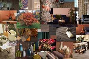 <b>INSPIRASJON:</b> Sett sammen farger, bilder og tekst som inspirerer deg i ifi.no sitt moodboard.