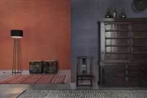 Sumatra som føres av INTAG har to viktige trendfarger, vinrødt og blått.
