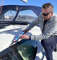 Casco MultiTech på båten