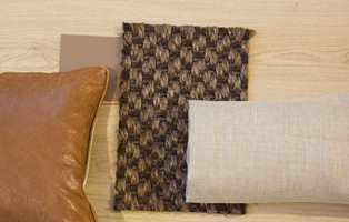 <b>NATUR:</b> Naturmaterialer og naturfarger kan virke lunende i interiøret. Miks ulike materialer, glans og tekstur.