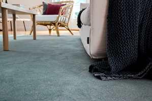 <b>TEPPE:</b> Noe av det deiligste å sette bare føtter på, er et godt, mykt teppe.