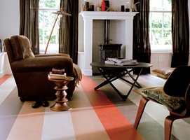 Linoleum fra Forbo Flooring.