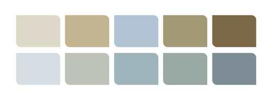 Paletten Greenhouse fra Nordsjö Colour Futures 2022.