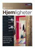 Nye magasiner som tar for seg hjemmet inne og ute og inneholder trykte fargeprøver - la deg inspirere!