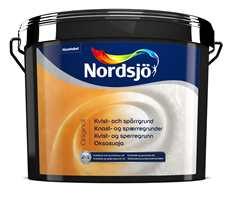 Med det nye produktet Nordsjö Kvist- og sperregrunn, kan både malt og umalt tre behandles for å minimere risikoen for misfarging og gjennomblødning av kvister i toppstrøket.