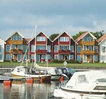 For de tillitsvalgte i borettslag er utvendig oppussing en utfordring. Mange skal være enige. Nordsjö tilbyr profesjonell fargeveiledning og gode råd til gjennomføringen.