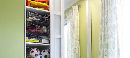 Har du tenkt på hvor viktig oppbevaring kan være for et ryddig og oversiktlig hjem? Et nytt garderobeskap kan være løsningen. Fibotex har agenturet til finske Inaria.