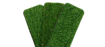 Kunstgress er langt ifra Harry! I dag ser det så ekte ut, at det på litt avstand er vanskelig å skille det fra ekte gress!