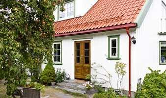 En fin fasade er ikke alt. Men når det kommer til boligen, har den mye å si.