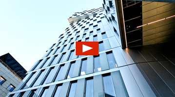 IFI ble med på flyttelasset da Jordan og resten av Orklas hovedkontor i Oslo flyttet inn i en 16 etasjer høy bygning på Skøyen. Der var også Stein Erik Hagen, Geir Lippestad og Torbjørn Røe Isaksen. Sjekk ut videoen!
