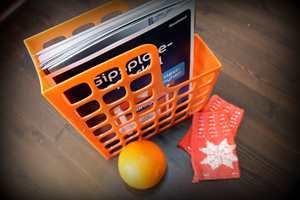 Oransje passer i små eller store doser. Og skal vi tro fargeekspert Tove Steinmo får vi lyst til å trene når vi ser på den.