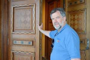 Alliero har sørget for at disse dørene har fått et forfrisket utseende.