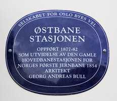 Riksantikvaren kaller Østbanehallen et renessansepalass.