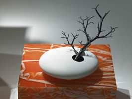 Pastillo gir et dekorativt element i hjemmet eller på kontoret. Produseres i ønsket farge og glans.