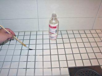 Alanor Fugeimpregnering fungerer forebyggende mot sopp- og muggangrep, i tillegg til kalkutslag.