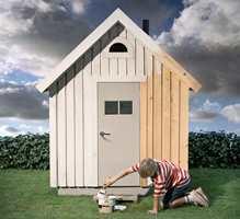 Et hus er en del av noens utsikt og landskapet rundt oss. Derfor bryr andre seg mye om fargen på huset ditt.