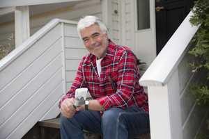 Ikke nok med at huset får tilbake fordums farge og glans, det vil kunne gå lengre tid før du må male om.