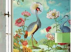 Samarbeidet mellom Eijffinger og Pip Studios fortsetter. Nå er tapetboken Pip III lansert - og nye blomstrende, fargerike og kreative tapeter kommer til en butikk nær deg!