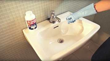<b>PULVER:</b> Plumbo-pulveret er fremdeles populært, og mange sverger til det.