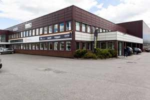 Q-brands' showroom ligger i Sandefjord.