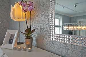 Tapet er ikke bare en pryd for hjemmets lune vegger.