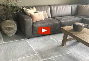 Nå kan du legge fliser fra slott og herregårder hjemme i din egen stue. Se hvordan Raw Stones forandrer hjemmet ditt!