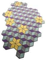 Reconstructions of the 1930´s Limited Rug Edition kommer i farger og som løstepper.
