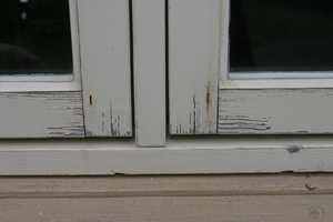 Hvis det males for tynt, risikerer du at malingen flasser av og ikke holder så lenge som antatt.