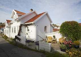 <b>REFLEKS:</b> Refleksen fra hvite vegger blir mindre hvis du velger matt maling. (Foto: Thor Henning Støldal/ifi.no)