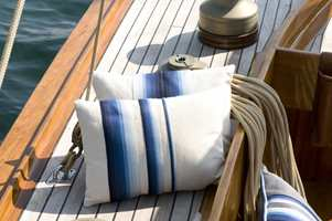 Tekstilene er laget av viskosegarn som kan vaskes med grønnsåpe med en temperatur helt opp til 60 °C.