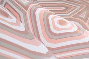 <b>GRÅTT:</b> I kolleksjonen Flavorpaper for Arte fant vi dette toppaktuelle tapetet. Rock opp bakgrunn til den grå sofaen. Grafiske mønster er hot, og her er farger som henter opp det grå og tar opp de nye røde/rosa nyansene. Tapetet føres av Green Apple.