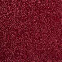 <b>MYKT:</b> Med et deilig, mykt teppe i en dyp rødfarge, blir det lunt og varmt både estetisk og fysisk. Teppe Karmosin fra kolleksjonen Ateljé fra Golvabia.