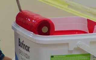 Innevennlig maling som kan benyttes til hele rommet!